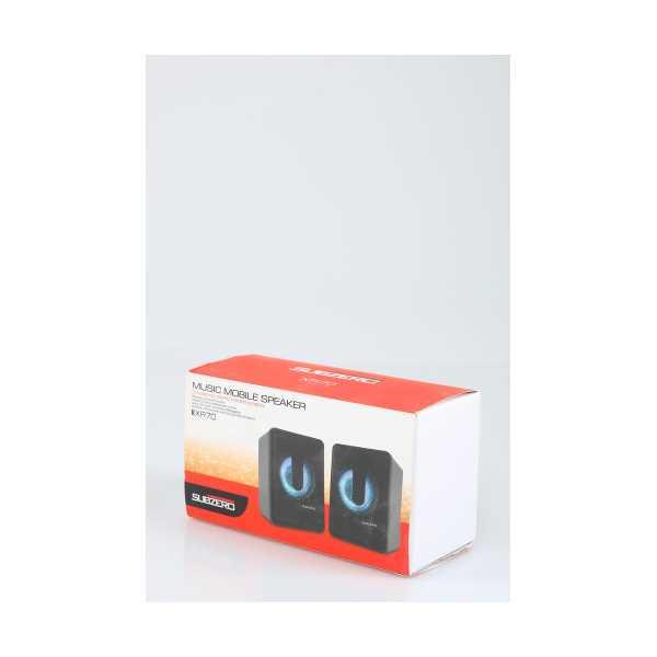 SİYAH XR70 SUBZERO USB HOPARLÖR 423330