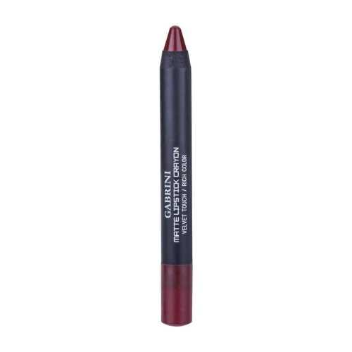 Gabrini Matte Lipstick Crayon No:11