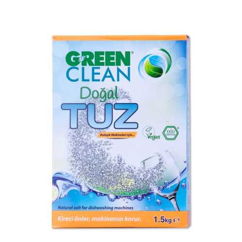 Green Clean Doğal Tuz 1500 gr