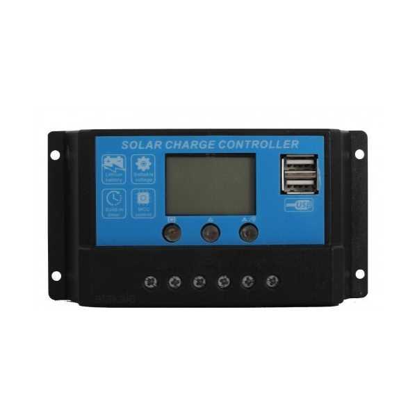 Solar Şarj Kontrol Cihazı 10A