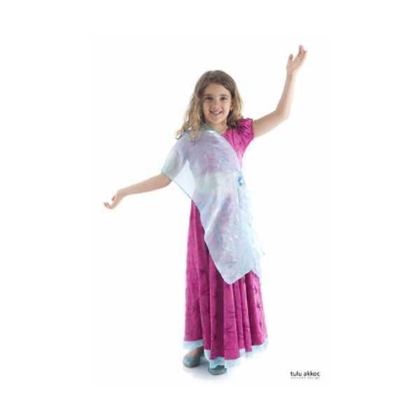 Tülü Akkoç Hint Danscı Kostümü