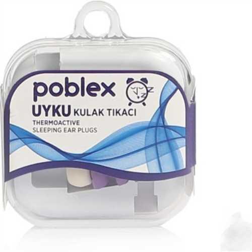 Poblex Uyku M Kulak Tıkacı.