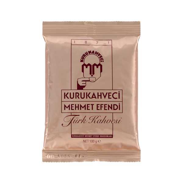 Kurukahveci Mehmet Efendi Türk Kahvesi 2 x 100 G