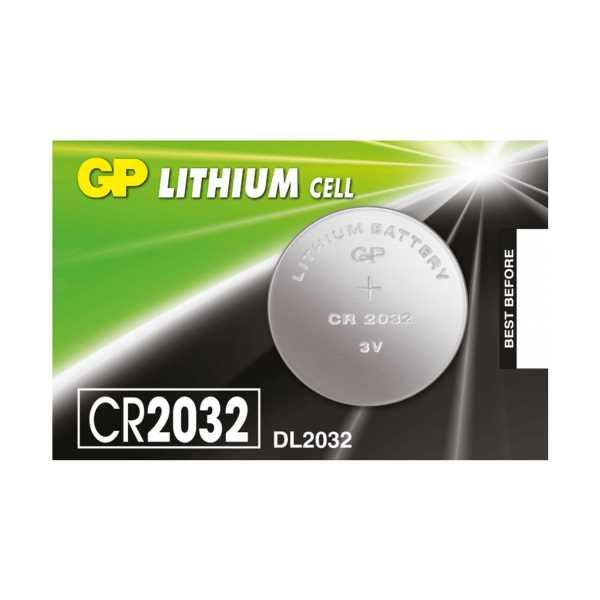 GP CR2032 3V Lityum Pil Tekli