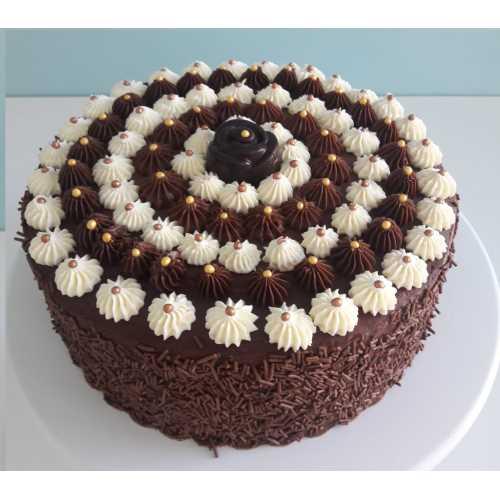 Samyeli Pasta Doğum Günü Pastası