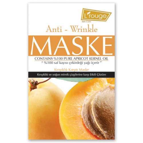 l'rouge Kırışıklık Karşıtı Maske 6x 15 ml