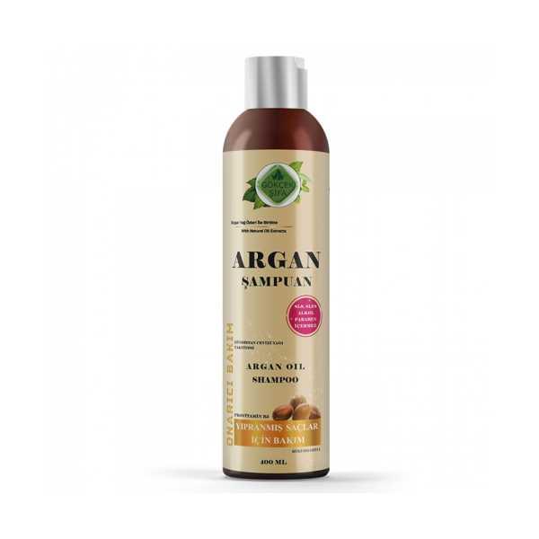 Argan Şampuan