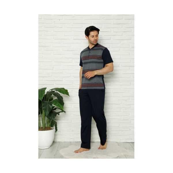 ALİMER Kısa Kollu Pijama Takımı