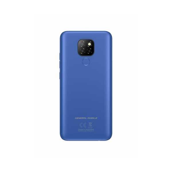 GENERAL MOBİLE GM20 64GB MAVİ OCEAN BLUE (GENERAL MOBİLE TÜRKİYE GARANTİLİ)