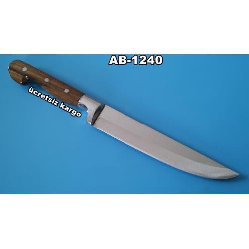 Aliminyum Bilezikli Sebze Bıçağı No-2