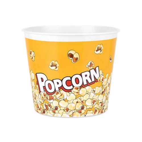 Popcorn Mısır Kovası Dekoratif
