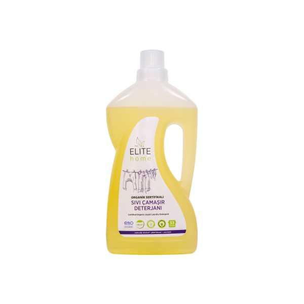 Elite Home Organik Sertifikalı Sıvı Çamaşır Deterjanı