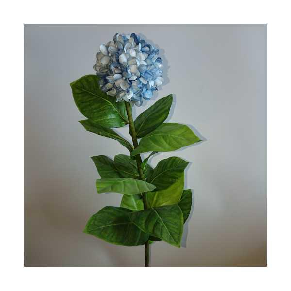 HobbyGenius, El yapımı İpek kozasından ortanca çiçek (1 adet)