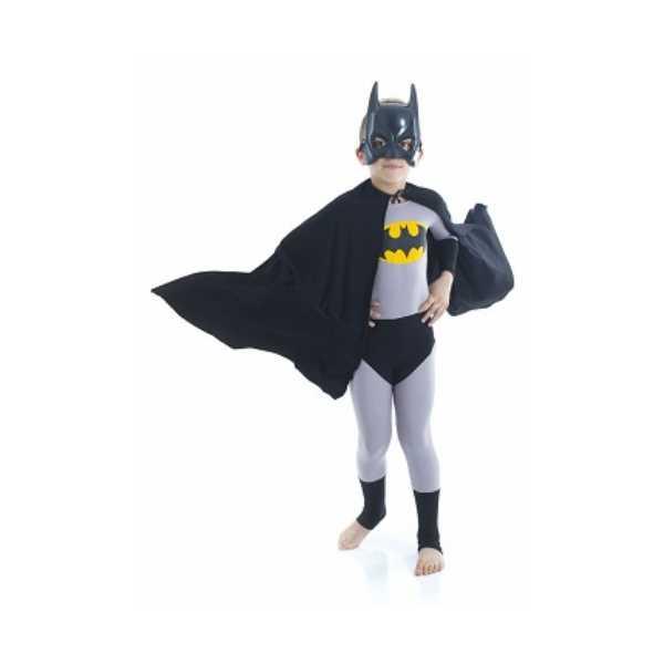 Tülü Akkoç Batman Kostümü