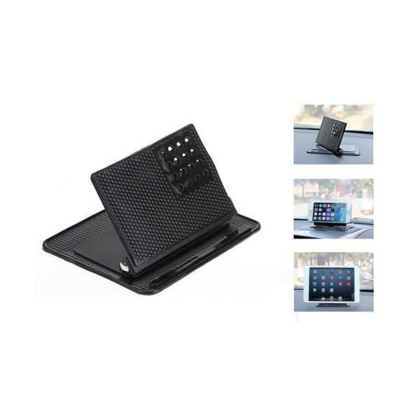Telefon - Tablet - Navigasyon Tutucu 360 Oynar Kaydırmaz Stand