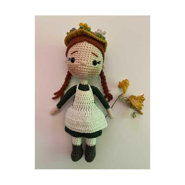 amigurumi bebek ( Anne with an E)