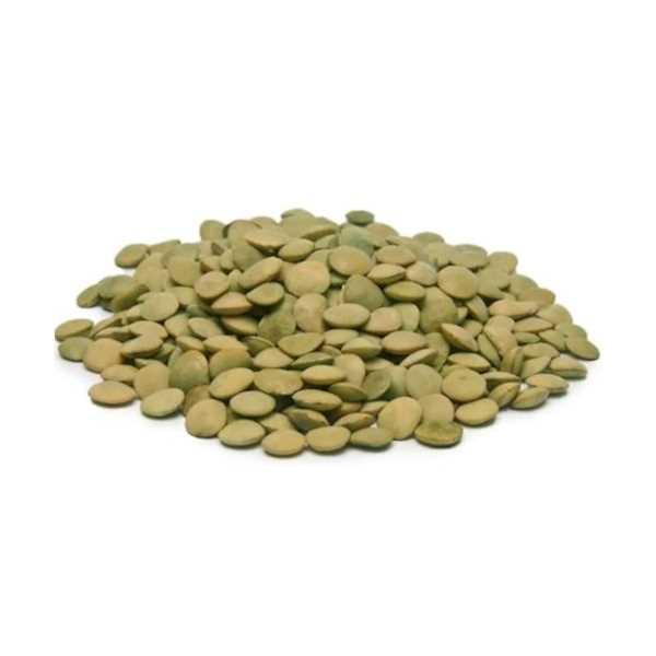 Doğal Yeşil Mercimek 2 KG