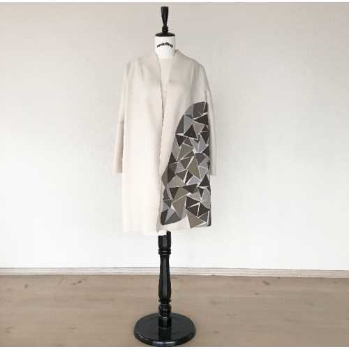 Euznour  - Mozaik Palto