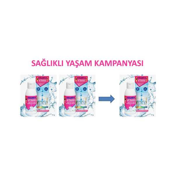 ALKAMİNE 3'LÜ SET