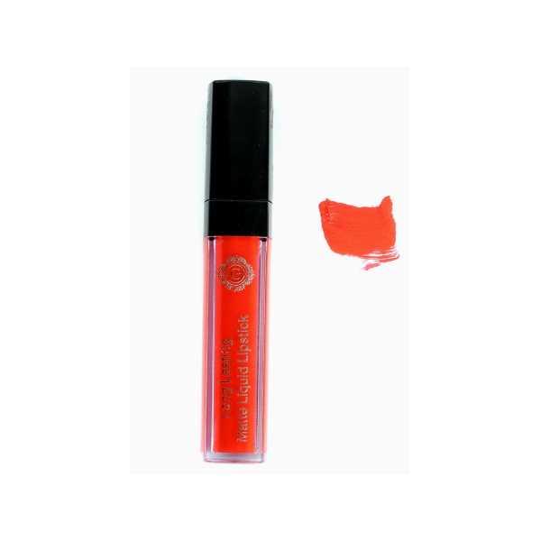 G14 Liquid Lipstick / Nar Çiçeği Kırmızısı  1 ALANA 1 HEDİYE