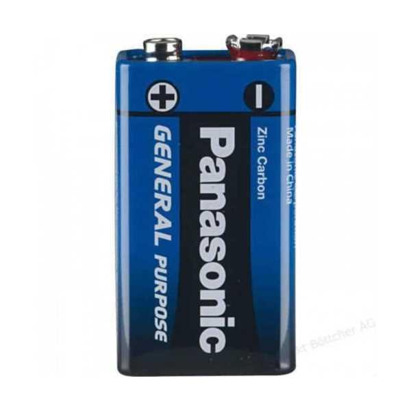 Panasonic 9V Pil