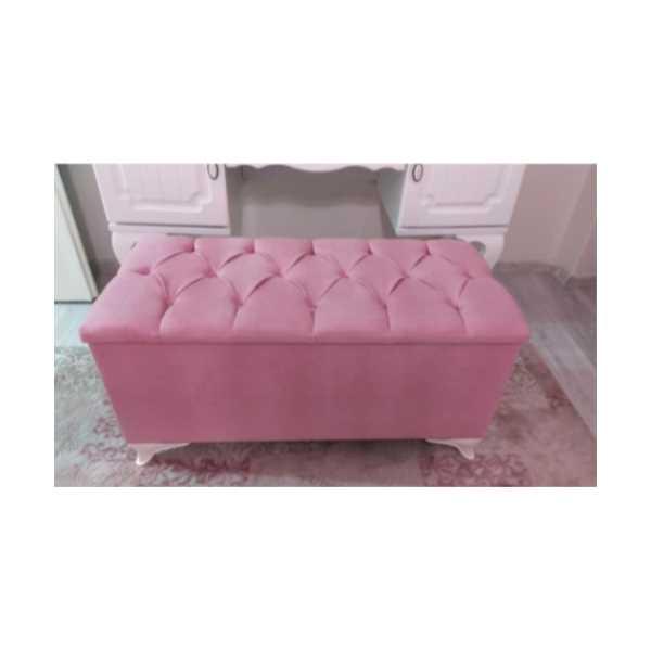 puf bank mobilya koltuk kanepe;TAM SANDIKLI 90CM.