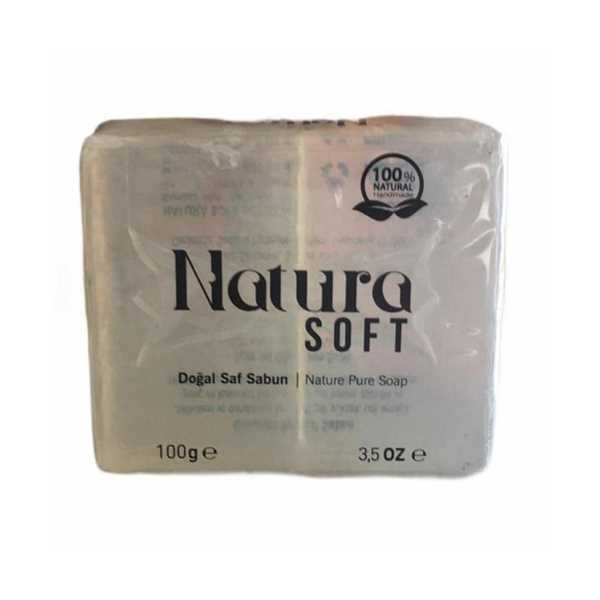 Yüz ve Cilt Sabunu Natura Soft Doğal Sabun - Tarlaca