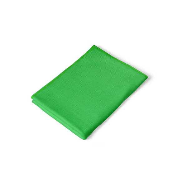 SİLVA Mikrofiber Cam Bezi Yeşil