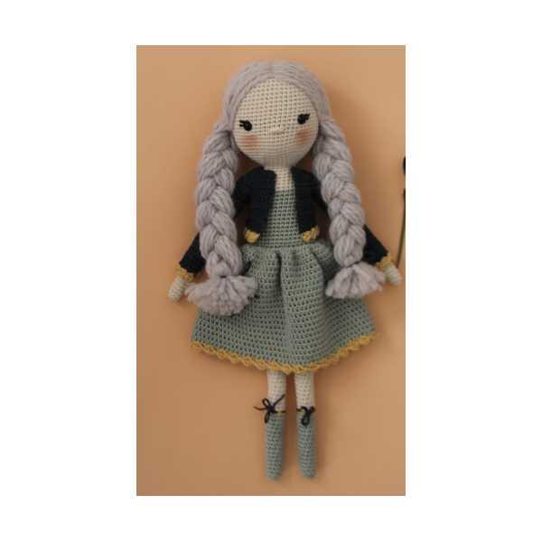 Amigurumi oyuncak (Daisy )
