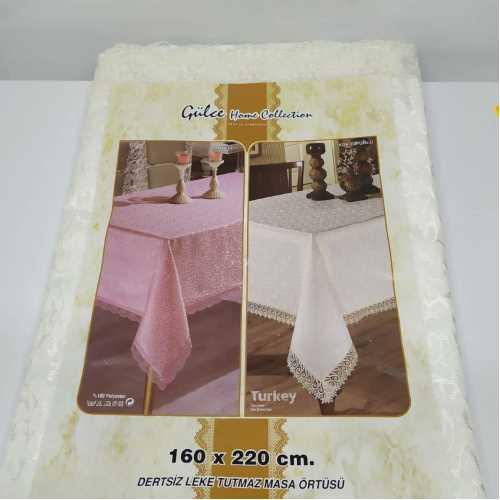 Küre Tekstil Dertsiz Leke Tutmaz Masa Örtüsü