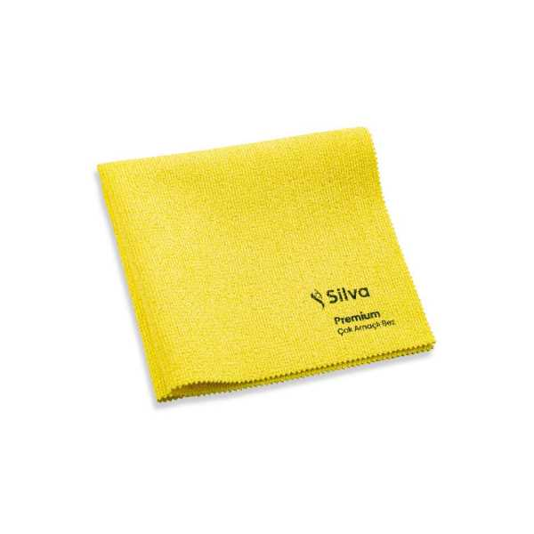 SİLVA Premium çok Amaçlı Bez Sarı
