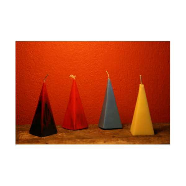 Shu Candle Piramit Mum
