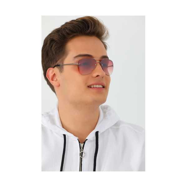 Bordo Raınwalker Unisex Güneş Gözlüğü