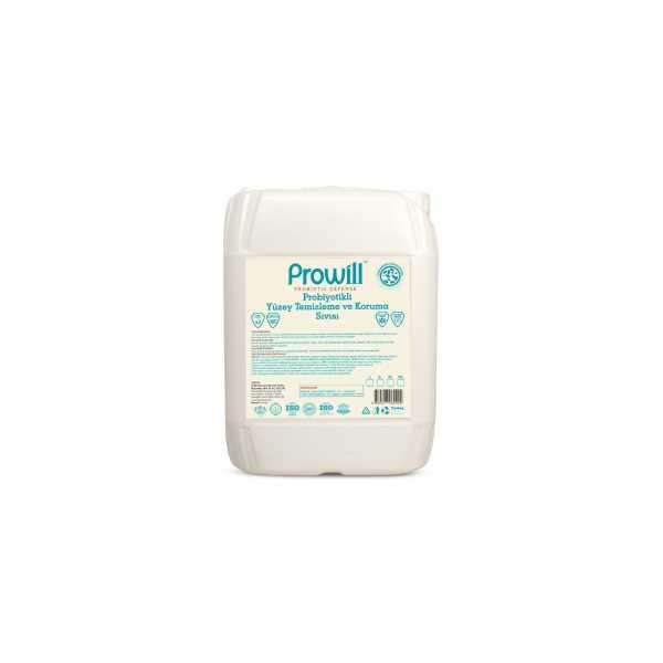 Probiyotikli Yüzey Temizleme ve Koruma Sıvısı