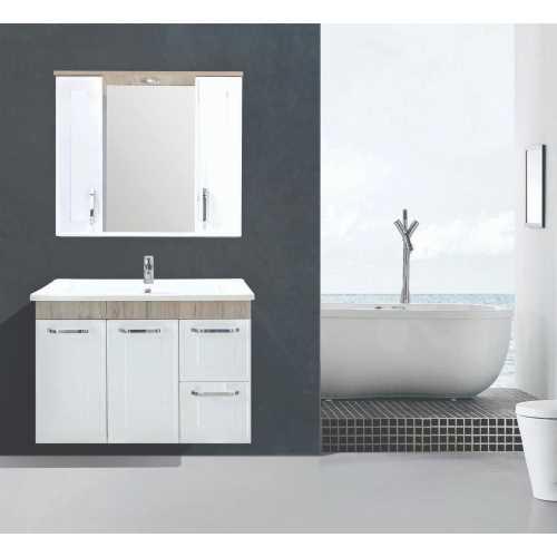 Black Mhite Mimarlık - Banyo Dolabı