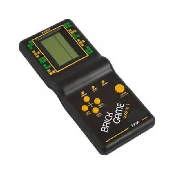 Tetris - 9999 Oyun - Nostaljik Oyun Konsolu