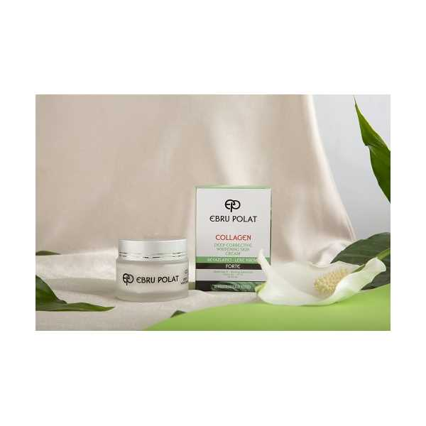 Forte Beyazlatıcı Leke Kremi - Collagen 50 ml