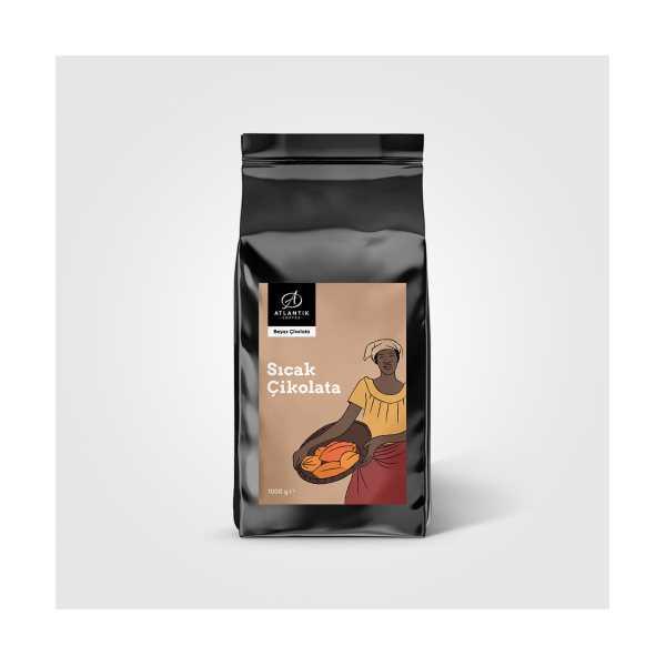 Atlantik Coffee Sıcak Beyaz Çikolata 1000 gr