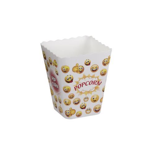 Popcorn  Mısır Kovası - Kare