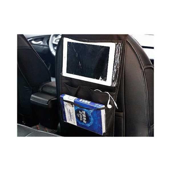 Araç Koltuk Arkası Düzenleyici Tablet Organizer(1 adet)