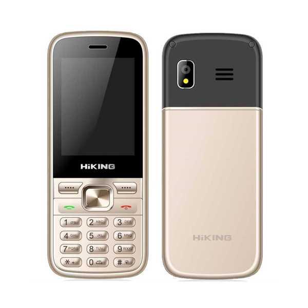 Hiking X9 Tuşlu Cep Telefonu (2 Yıl Hiking Türkiye Garantili)