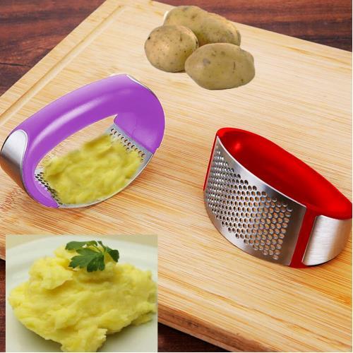 Pratik Patates Püresi Yapma Aleti - Paslanmaz Çelik