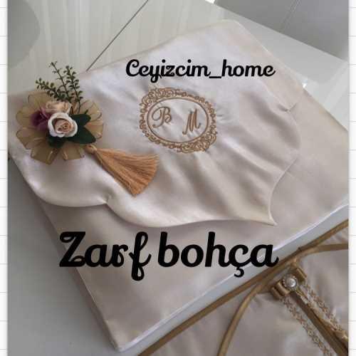 Körüklü Zarf Bohça