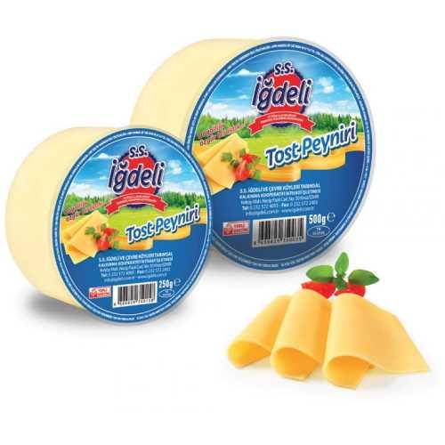 Denizty Tost Kaşar Peyniri 500 Gr