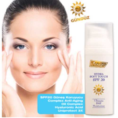 L'ROUGE HYDRA SOFT TOUCH SPF20 ULTİMATE DAY MOİSTURİZER 50 ML